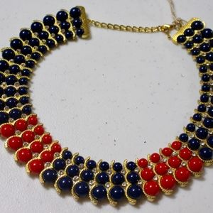 5/$25 -- Iman Vintage Necklace